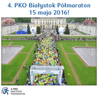 Białystok Półmaraton wystartuje 15 maja